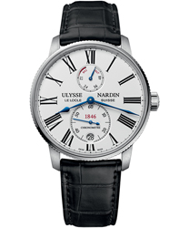 Ulysse Nardin Marine Torpilleur Chronometer Men's Watch Model 1183-310/40