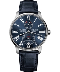 Ulysse Nardin Marine Torpilleur Chronometer Men's Watch Model 1183-310/43