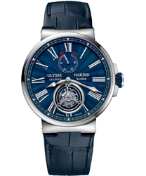 Ulysse Nardin Marine Tourbillon Men's Watch Model 1283-181/E3
