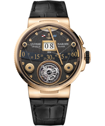 Ulysse Nardin Marine Tourbillon Men's Watch Model 6302-300/GD