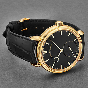 Urban Jurgensen 1745 Men's Watch Model 1140YG Thumbnail 2