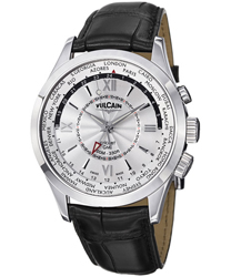 Vulcain Aviator Men's Watch Model 100108.141LFBK