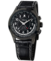 Vulcain Aviator Men's Watch Model 100108.332L