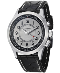 Vulcain Aviator Men's Watch Model 100108.335C