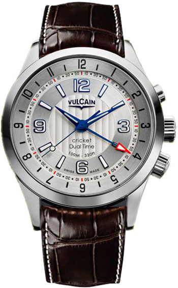 Vulcain Aviator Men's Watch Model 100133.210LF
