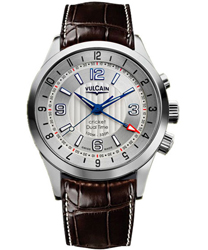 Vulcain Aviator Mens Wristwatch