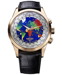 Vulcain Cloisonne Men's Watch Model 100508.127L