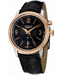Vulcain 50s Presidents Watch   Model: 110651.287L