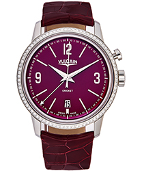 Vulcain 50 Presidents Ladies Watch Model 11L151A85BAL119