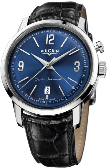 Vulcain 50s Presidents Watch Men's Watch Model 160151.301L