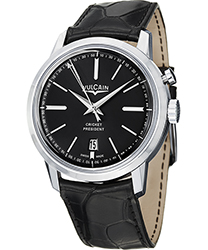 Vulcain 50s Presidents Watch Men's Watch Model 160151.325L
