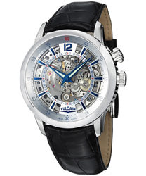 Vulcain Anniversary Heart Mens Wristwatch
