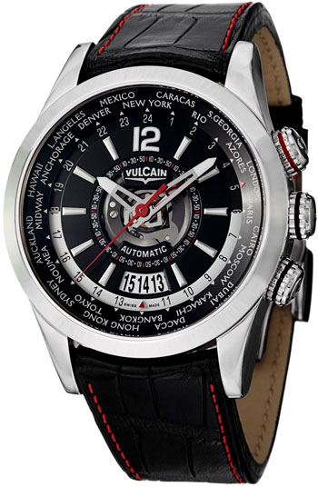 Vulcain Revolution Men's Watch Model 210129.192LF