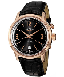 Vulcain 50s Presidents Watch Mens Wristwatch