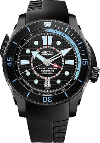 Vulcain Cricket X-TREME Men's Watch Model 211931.202BRF