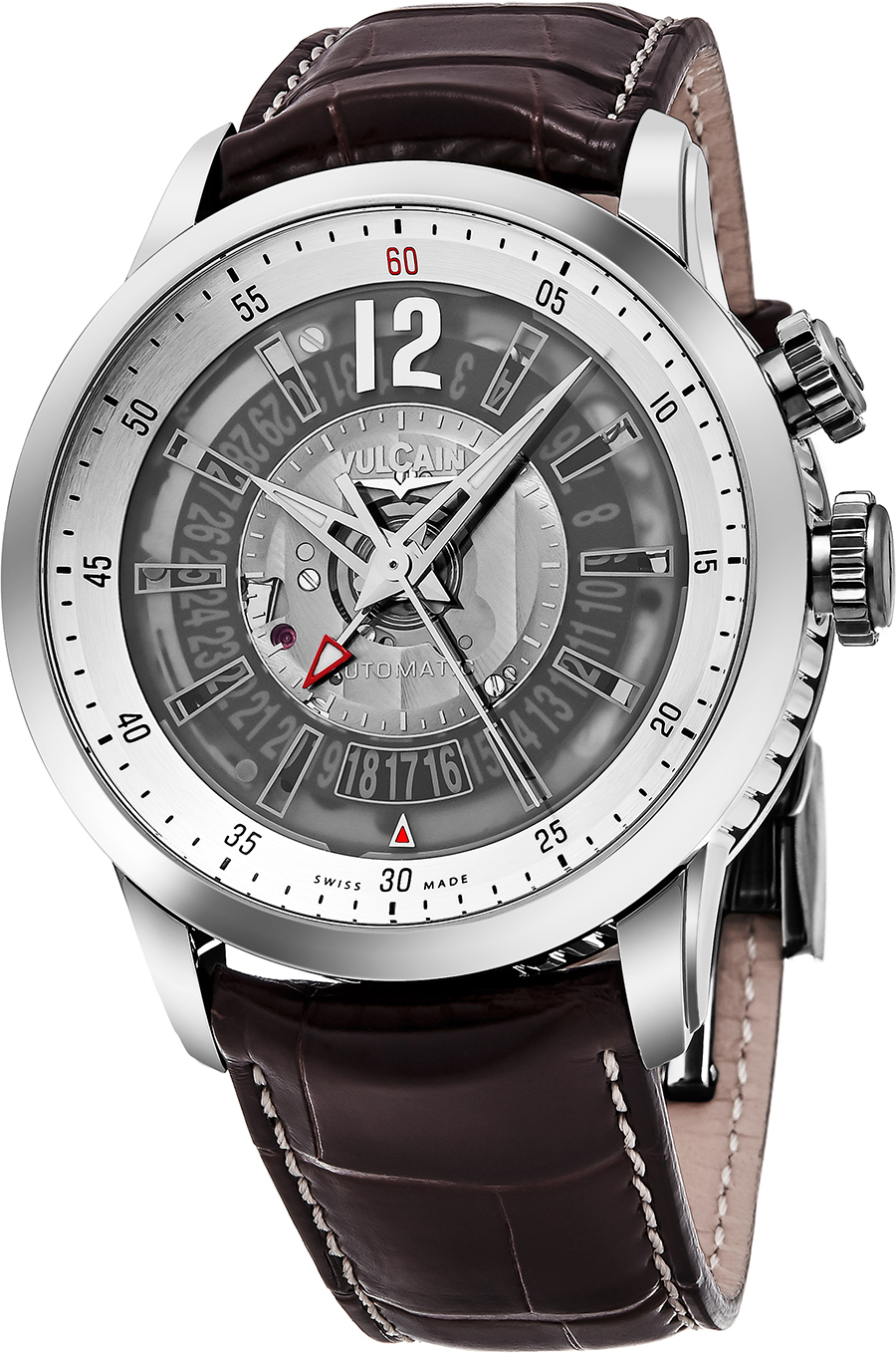 Vulcain Anniversary Heart Men's Watch Model 220136.267LF Thumbnail 3
