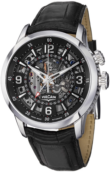 Vulcain Anniversary Heart Men's Watch Model 280138.238LFBK