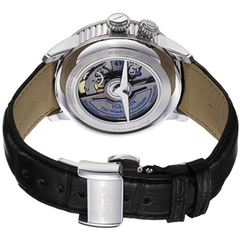 Vulcain Anniversary Heart Men's Watch Model 280138.238LFBK Thumbnail 2