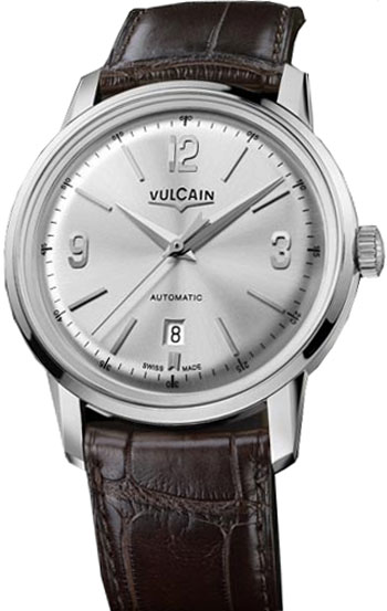 Vulcain 50s Presidents Watch Men's Watch Model 560156.303L