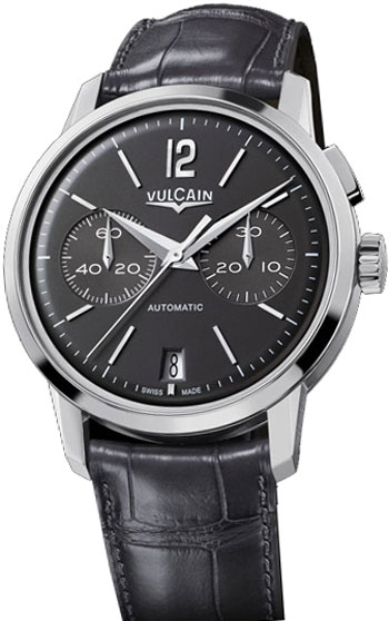 Vulcain 50s Presidents Watch Men's Watch Model 570157.310LF