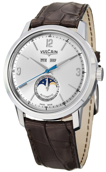Vulcain 50s Presidents Watch Men's Watch Model 580158.327L