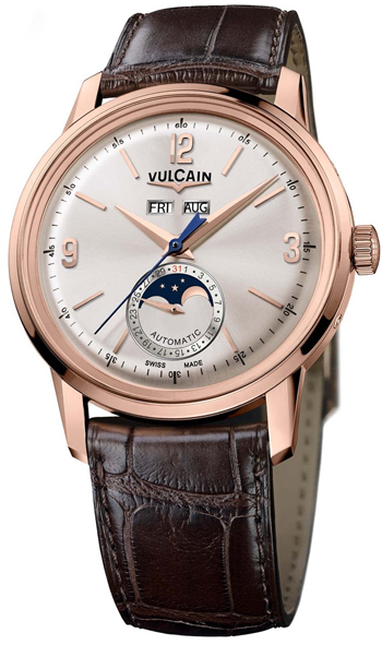 Vulcain 50s Presidents Watch Men's Watch Model 580558.330L