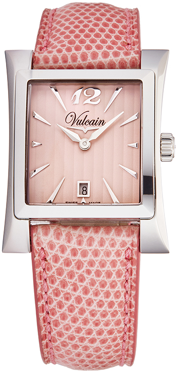 Vulcain Vulcanova Ladies Watch Model 600120G85BAO941