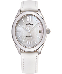 Vulcain First Lady Ladies Watch Model: 610164N20BAS412