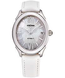 Vulcain First Lady Ladies Watch Model: 610164N2SBAS412