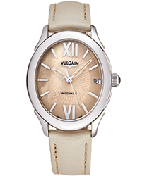 Vulcain First Lady Ladies Watch Model: 610164N70BAS415