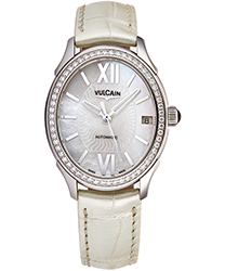 Vulcain First Lady Ladies Watch Model 61L164N20BAL412