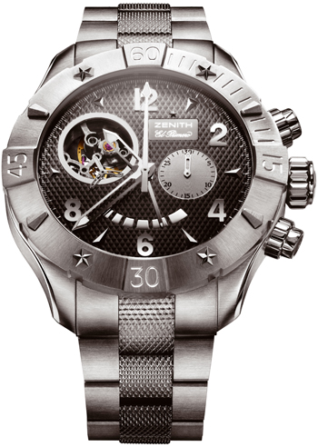 zenith defy discontinued watches at gemnation com zenith defy men s watch model 03 0526 4021 21 m526