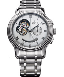 Zenith Chronomaster Mens Wristwatch
