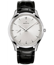 Zenith Heritage Mens Wristwatch Model: 03.2010.681-01.C493