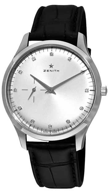 Zenith Heritage Men's Watch Model 03.2010.681-02.C493
