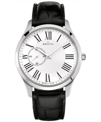 Zenith Heritage Mens Wristwatch Model: 03.2010.681-11.C493