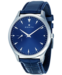 Zenith Heritage Mens Wristwatch Model: 03.2012.681-51.C503