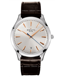 Zenith Captain Men's Watch Model 03.2020.670-01.C498