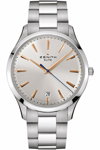 Zenith Captain Men's Watch Model 03.2020.670-01.M2020