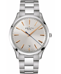 Zenith Captain Mens Wristwatch Model: 03.2020.670-01.M2020