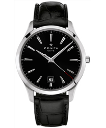 Zenith Captain Mens Wristwatch Model: 03.2020.670-21.C493