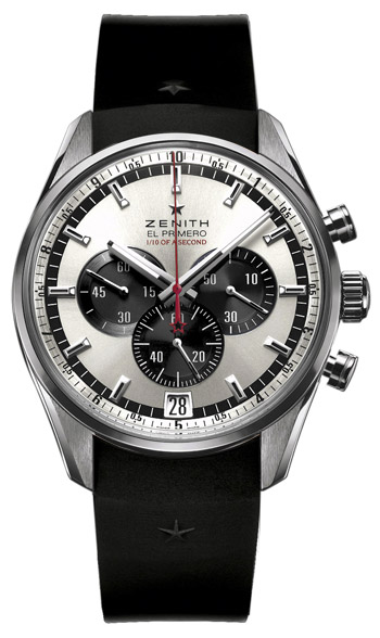 Zenith El Primero Striking 10th Mens Wristwatch Model: 03.2043.4052-01.R580