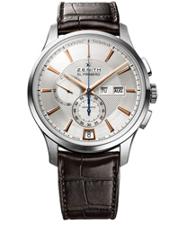 Zenith Captain   Model: 03.2070.4054-02.C711