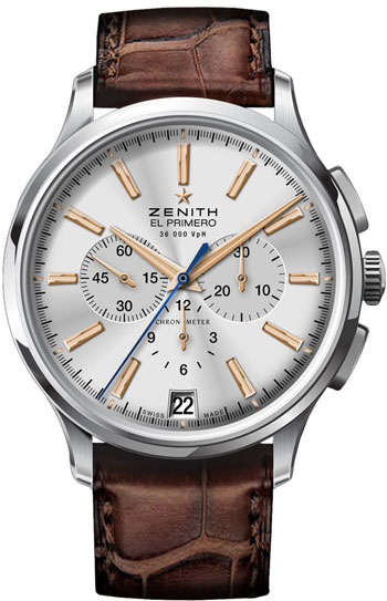 Zenith Captain Men's Watch Model 03.2110.400-01.C498