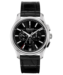 Zenith Captain Mens Wristwatch Model: 03.2110.400-21.C493