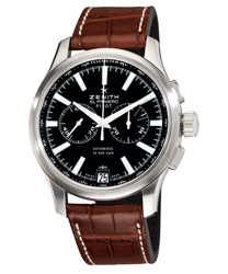 Zenith Pilot Mens Wristwatch