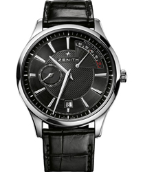Zenith Captain Mens Wristwatch