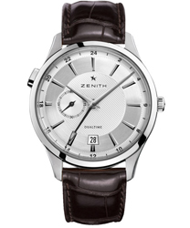 Zenith Captain Mens Wristwatch Model: 03.2130.682-02.C498