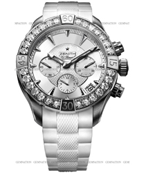 Zenith Defy Ladies Watch Model 16.0506.4000-01.R666