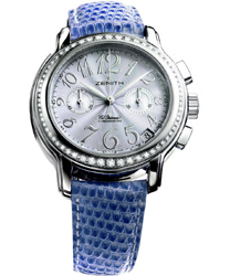 Zenith Chronomaster Ladies Wristwatch